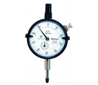 Standard Dial Indicator 5mm (1mm) flat back