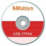 Measurement data acquisition software USB-ITPAK