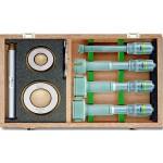 Set of HOLTEST 3 Points Internal Micrometers Range 20-50 mm